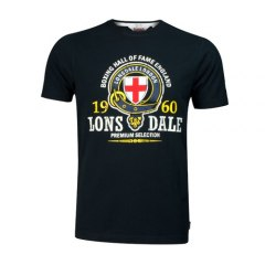 KOSZULKA LONSDALE T-SHIRT HALL OF 113174/1000 S